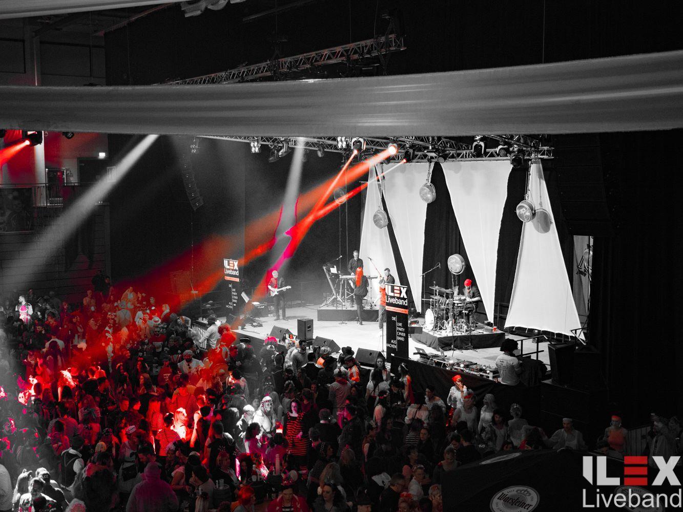 Liveband Ilex Die Live Party Coverband Aus Aachen